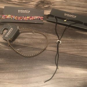 BaubleBar 3 Choker Necklace Set